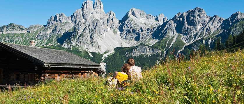 Filzmoos, Austria - Mountain view.jpg